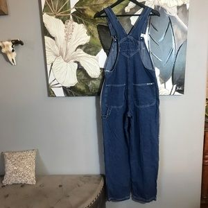 Vintage Pants - VINTAGE Denim Overalls